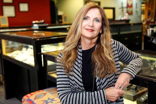 Women in Business: Laura Robinson - M&M Jewelers