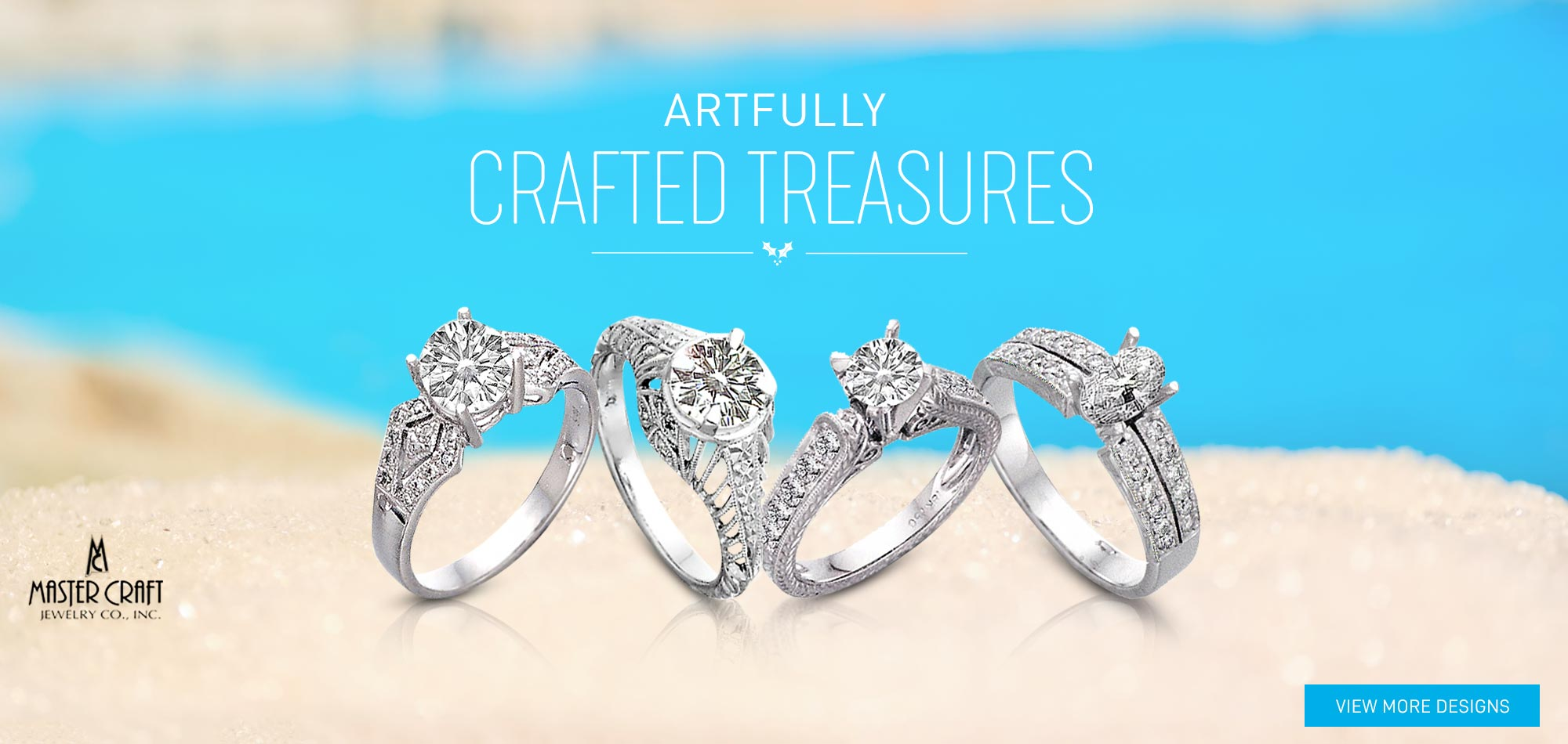 Master Craft Jewelry Collection Available At M&M Jewelers