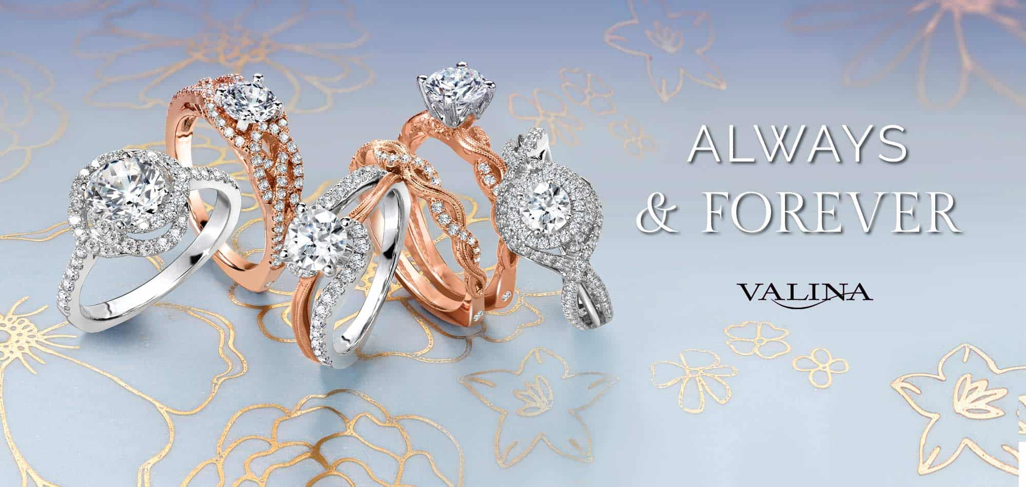 Explore Valina Rings Collection At  M & M Jewelers