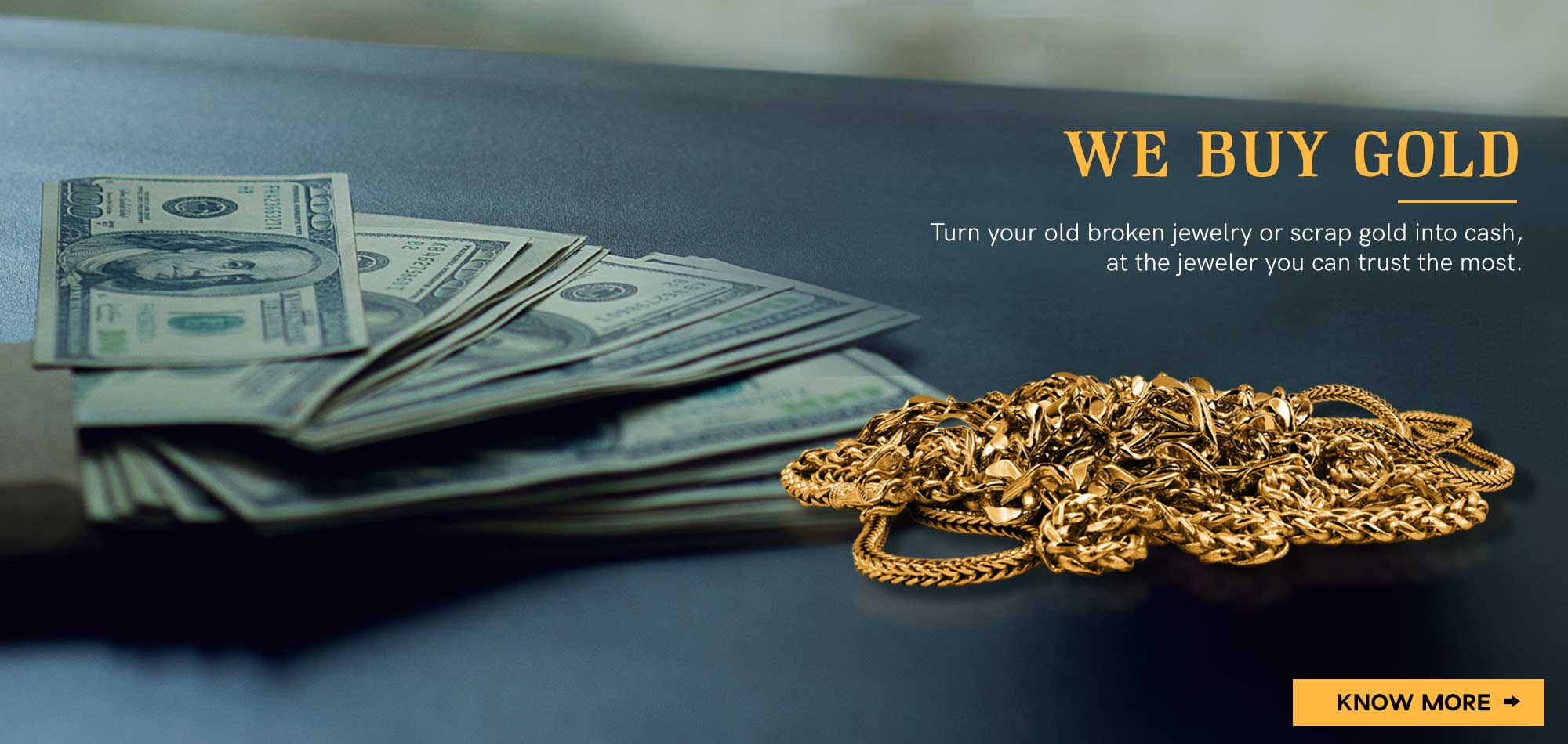 We Buy Gold At At M M Jewelers In Birmingham, AL