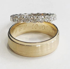 Shop Wedding Diamond Rings At M & M JewelersAvailable At M & M Jewelers