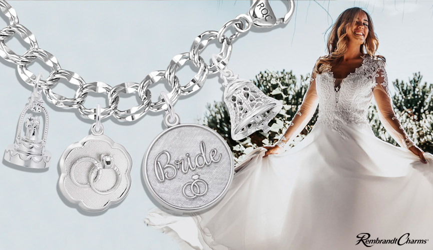 Rembrandt Charms Jewelry Collections Available At M & M Jewelers